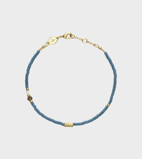 Wave Chaser Bracelet Blue