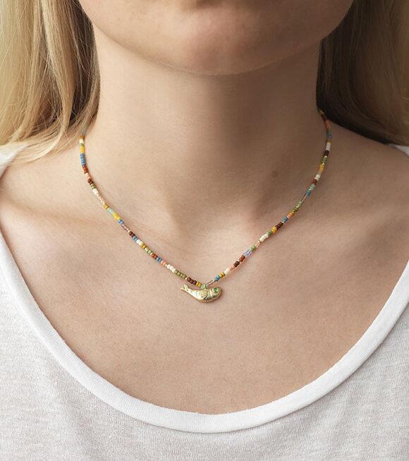 Anni Lu - Dusty Eldarado Necklace Multi