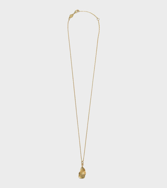 Anni Lu - Sway Necklace Gold