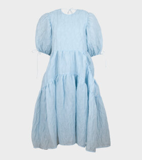 Libby Dress Misty Blue
