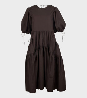 Libby Dress Brown
