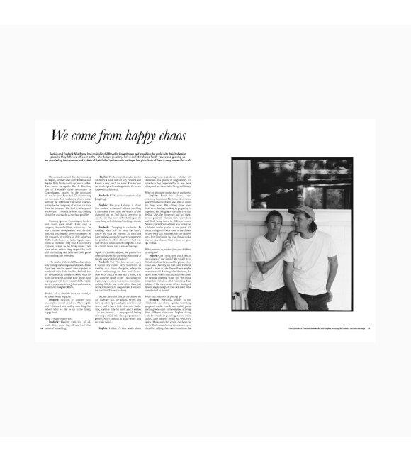 Sophie Bille Brahe - Weekend Magazine Fall 2020 Issue 01