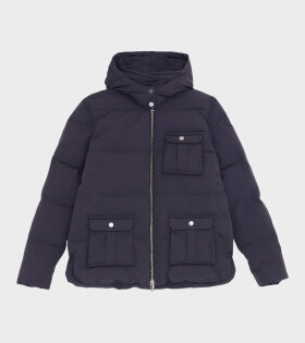 Heavy Tech Jacket Black
