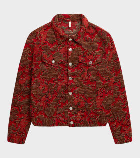 SUNFLOWER - Jake Jacket Red