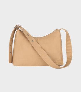 Silfen - Urikke Nylon Shoulder Bag Moondust