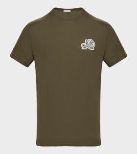 Maglia S/S T-shirt Green