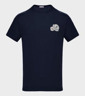 Maglia S/S T-shirt Navy