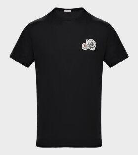 Maglia S/S T-shirt Black