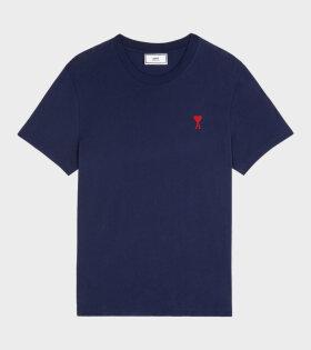 Ami de Coeur S/S T-shirt Navy