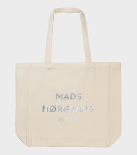 Mads Nørgaard  - Athene Recycled Boutique White/Silver