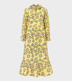 Helmstedt - Petit Four Quilted Dress Yellow