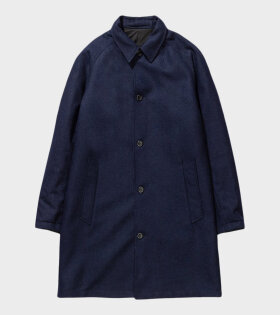 Norse Projects - Svalbard Goretex Reversible Jacket Navy/Black