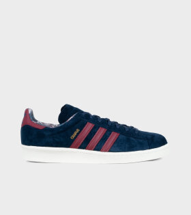 Adidas  - Campus 80s Navy/Red