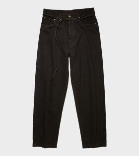1991 Toj Loose Fit Jeans Black
