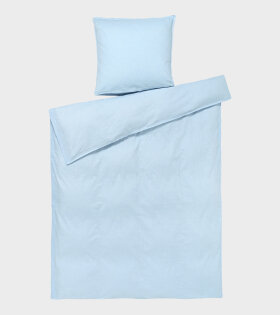 Juna X Peter Jensen - Monochrome Linens Light Blue