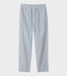 Aiayu - Striped Pant Blue Indigo