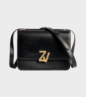 Zadig&Voltaire - ZV Initiale Le City Bag Black