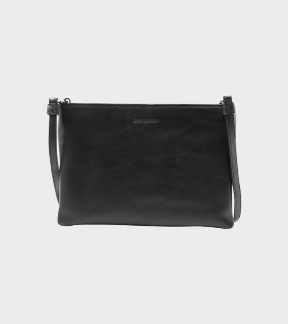 Marimekko - Vieno Flat Bag Black