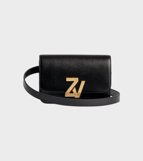 Zadig&Voltaire - ZV Initiale Le Belt Black