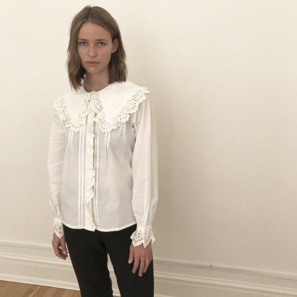 Skall Studio - Lily Shirt Off-White