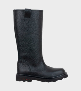 Marni - High Boots Black
