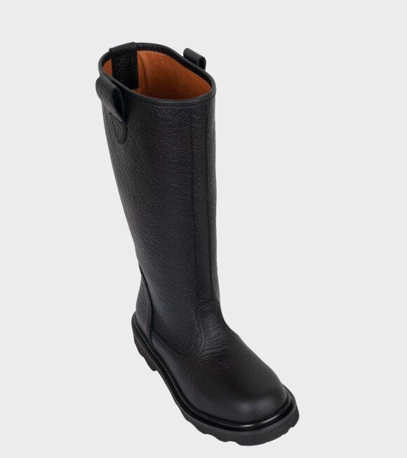Marni - High Boots Black