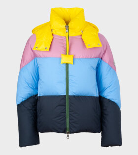 Bickly Giubbotto Jacket Multicolour