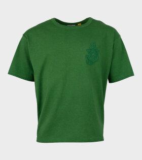Girocollo T-shirt Green