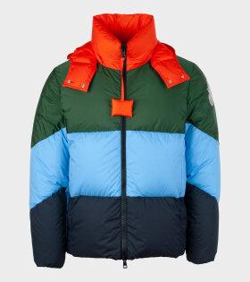Bickling Giubbotto Jacket Multicolour