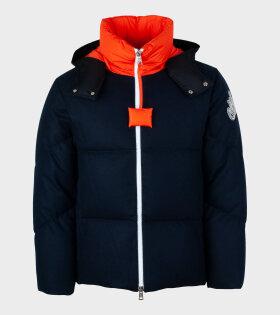 Stonor Giubbotto Jacket Navy