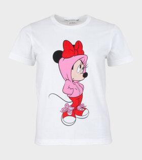 Minnie Mouse 2 T-shirt White