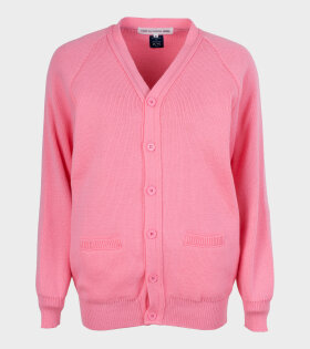 Comme des Garcons Girl - Minnie Cardigan Pink