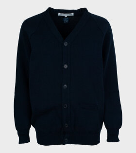Mickey Cardigan Navy