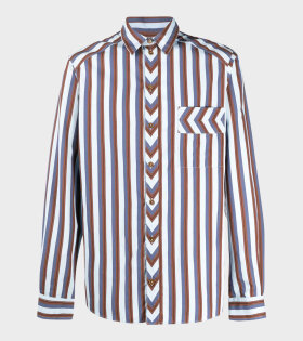 Henrik Vibskov - Sticky Shirt Blue Stripe