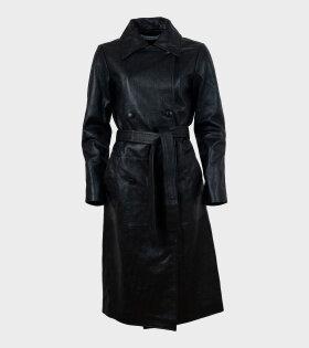 Fab Coat Black