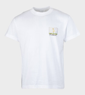 Soulland X Peanuts - Woodstock T-shirt White