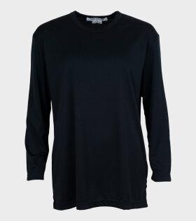 Comme des Garcons - Ladies LS T-shirt Black