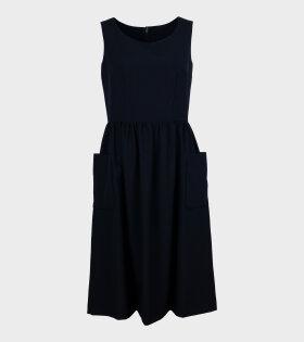 Ladies Dress Navy