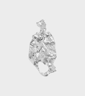 Lux Earring Silver