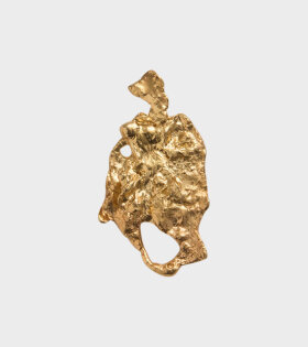 Lux Earring Goldplated