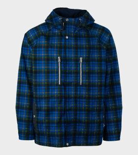 Paul Smith - Hooded Jacket Navy