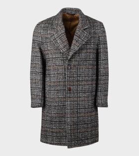 NN07 - Dante Coat Brown Multi