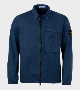 Stone Island - Overshirt Jacket Navy