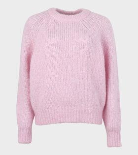 Marimekko - Uumoilla Knitted Pullover Pink