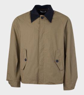 Our Legacy - Hunt Blouson Jacket Beige