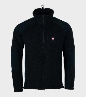 6Tindur Technical Sherling Fleece Black