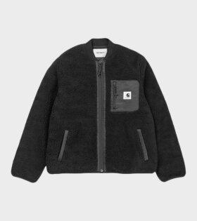 Carhartt WIP - Janet Liner Jacket Black