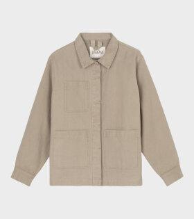 Aiayu - Organic Jacket Beige