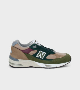 New Balance - M991NTG Multicolour