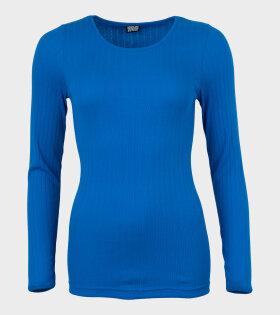 101 Rib Cobalt Blue